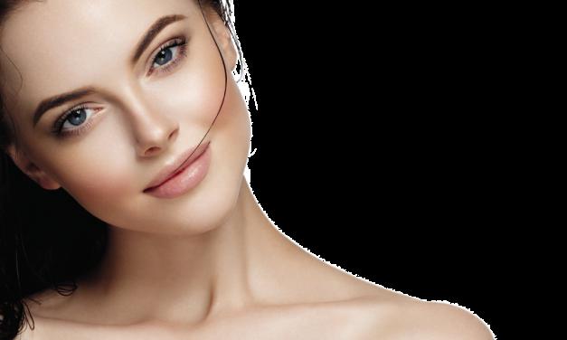Schönheitsformel für Gesicht