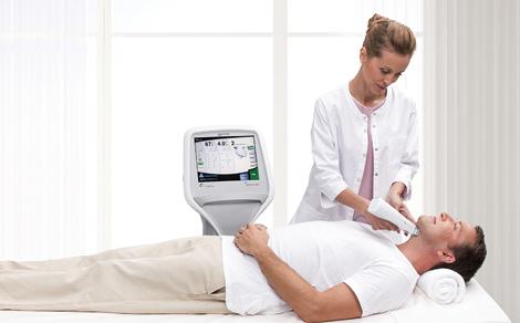 Neuartige Mikronadel-Technik: <br>Mehr körpereigenes Kollagen, Elastin und Hyaluron in nur einer Behandlung